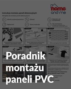 Poradnik jak montować panele PVC